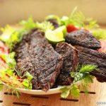 Thịt trâu gác bếp – Đặc sản trứ danh Tây Bắc